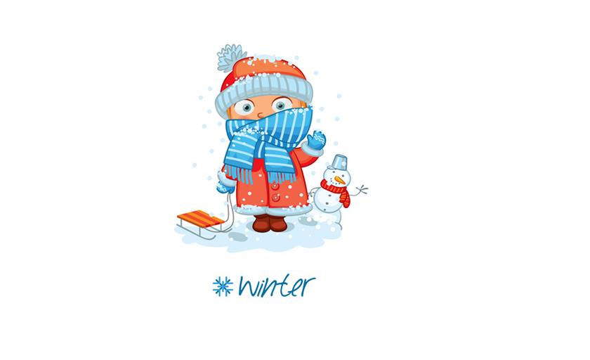 Der Winter kann kommen